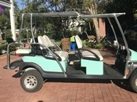 Customized Golf Cart Top